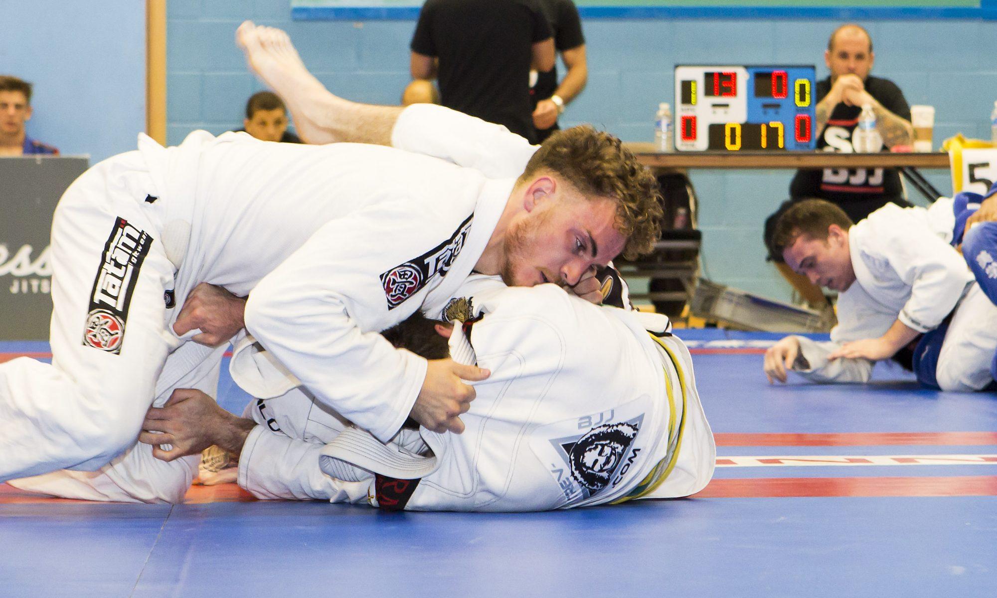 Surrey Open of Brazilian Jiu Jitsu